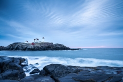 Sunrise at Nubble Light II
