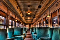 Essex Steamtrain Parlor Car