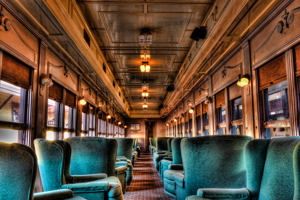vintage train car photographs. Black Bedroom Furniture Sets. Home Design Ideas