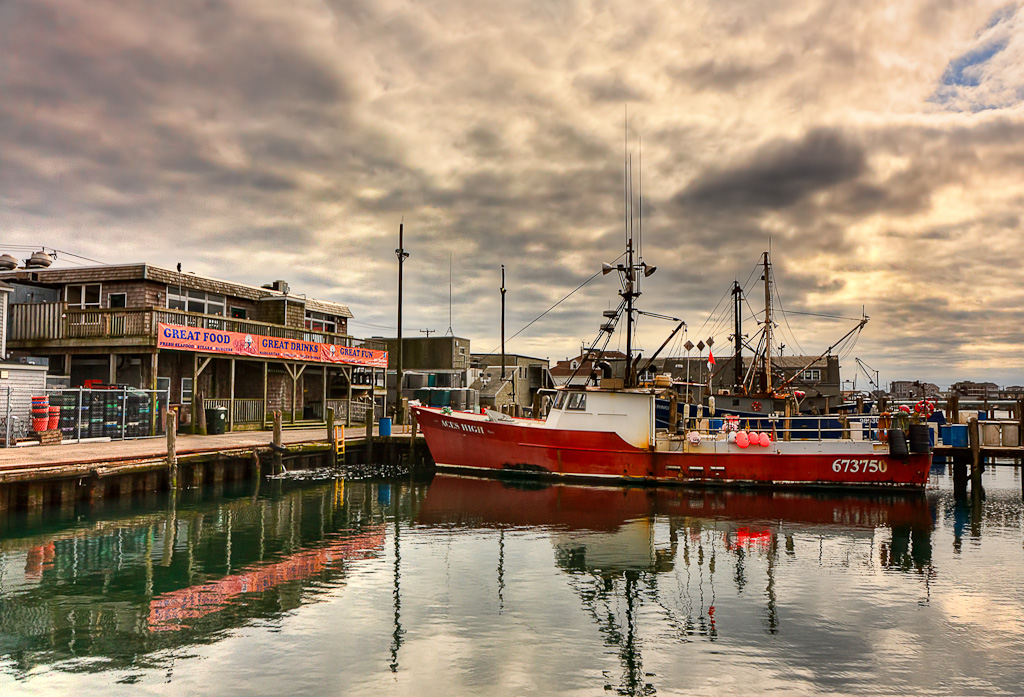 The authentic new england fishing village of galilee for New england fishing