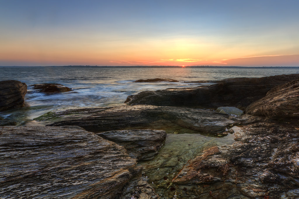 Beavertail at Sunset