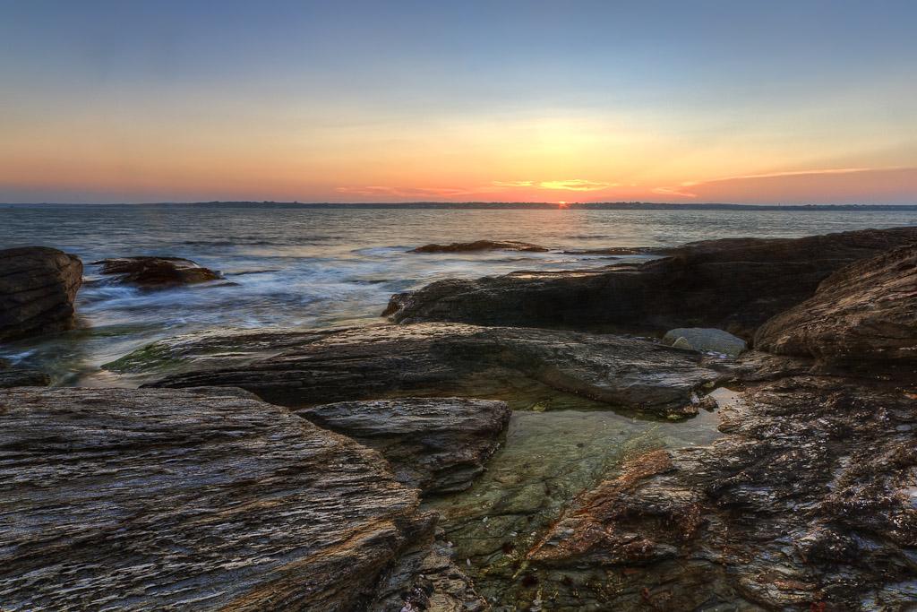 Beavertail at Sunset
